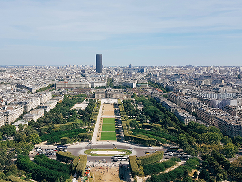 La fabrique du paysage du Grand Paris : entre construction et perception