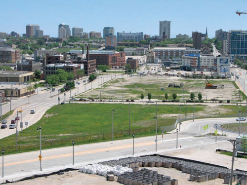 Milwaukee : Park East Corridor